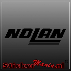 Nolan sticker