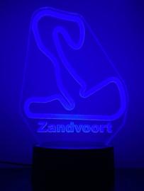 Zandvoort circuit ledlamp