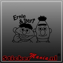 Bert & Ernie sticker