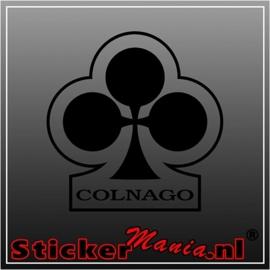 Colnago 2 sticker