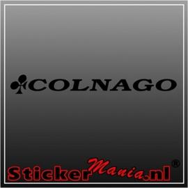 Colnago 1 sticker
