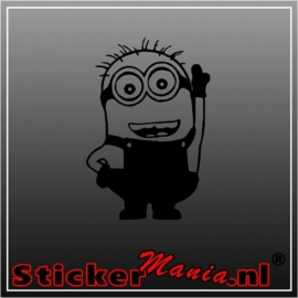 Minion 2 sticker