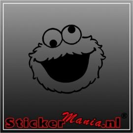 Koekiemonster 1 sticker