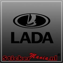 Lada sticker
