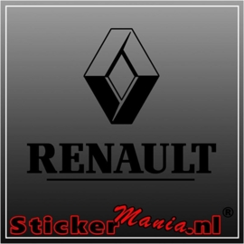 Renault 2 sticker