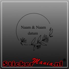 Naam & Naam datum 1