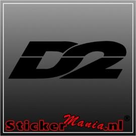 D2 sticker