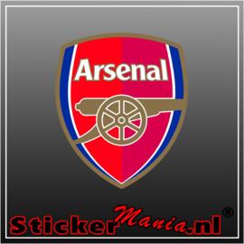 Arsenal Full Colour sticker