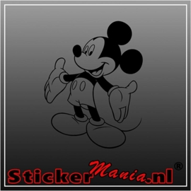Mickey mouse 3 sticker