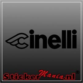 Cinelli sticker