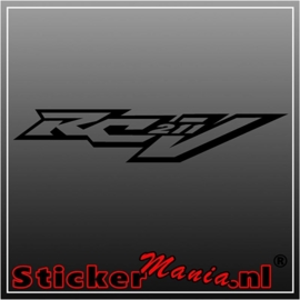 Honda RCV 211 sticker