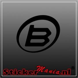 BMC logo sticker