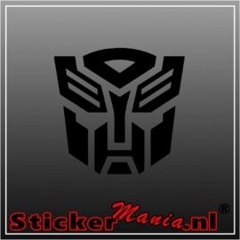 Transformers 1 sticker