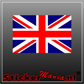 United Kingdom Full Colour sticker