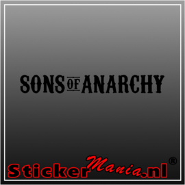 Sons of Anarchy sticker