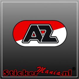 AZ Full Colour sticker