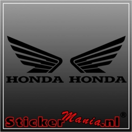 Honda set sticker