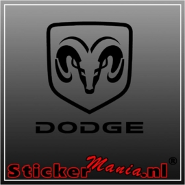 Dodge 1 sticker