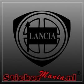 Lancia sticker