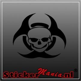 Skull 26 sticker