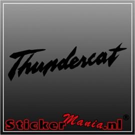Yamaha thundercat sticker