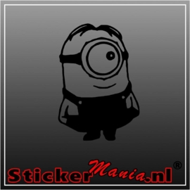 Minion 3 sticker
