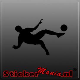 Voetbal 4 sticker