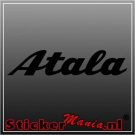 Atala sticker