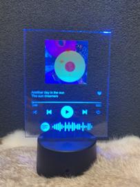 Spotify led lamp