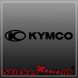Kymco sticker
