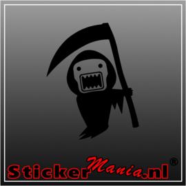 Domo reaper sticker