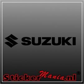 Suzuki 3 sticker