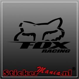 Fox racing 2 sticker
