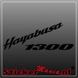 Suzuki hayabusa 1300 sticker