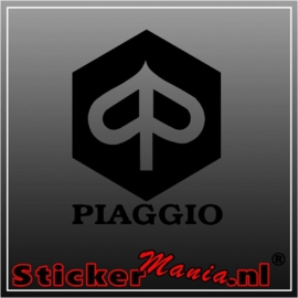 Piaggio sticker