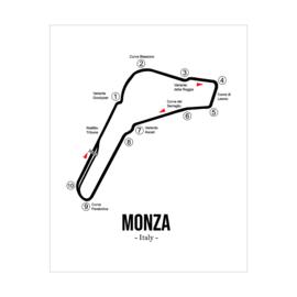 Monza - White edition