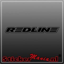 Redline sticker