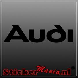 Audi 1 sticker