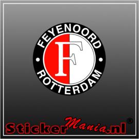 Feyenoord Full Colour sticker