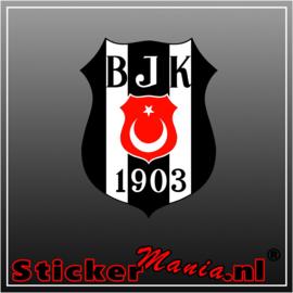 Beşiktaş Full Colour sticker