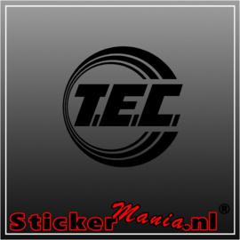 Tec 1 sticker