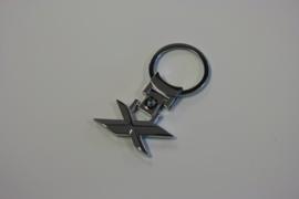 BMW X logo sleutelhanger