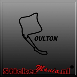 Oulton circuit sticker