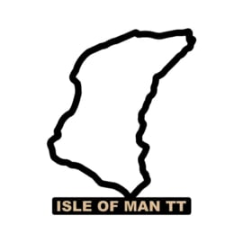Isle of man TT op voet