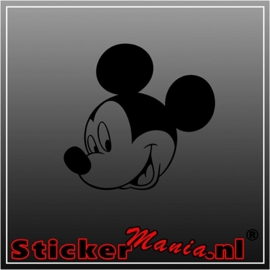 Mickey mouse 6 sticker