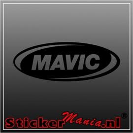 Mavic sticker