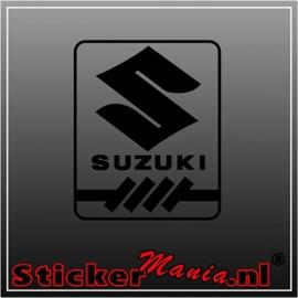 Suzuki 2 sticker