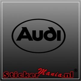 Audi 3 sticker