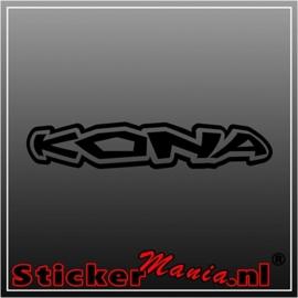 Kona 2 sticker