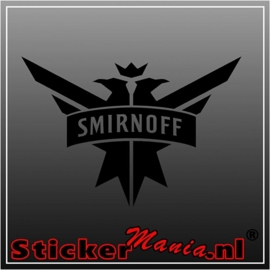 Smirnoff sticker